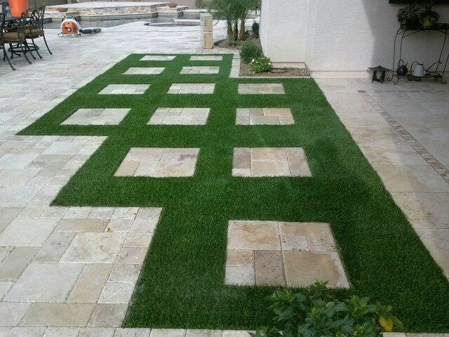 Turf And Pavers Us Grass And Greens