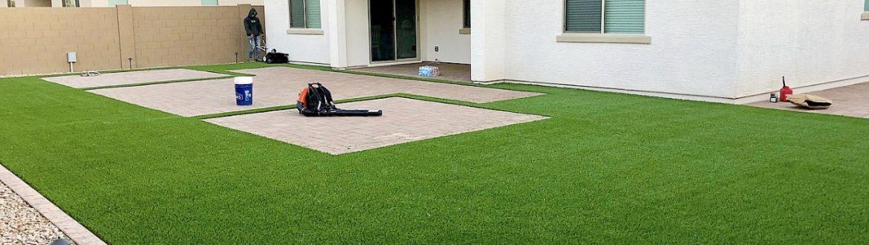 Best artificial turf for Arizona heat